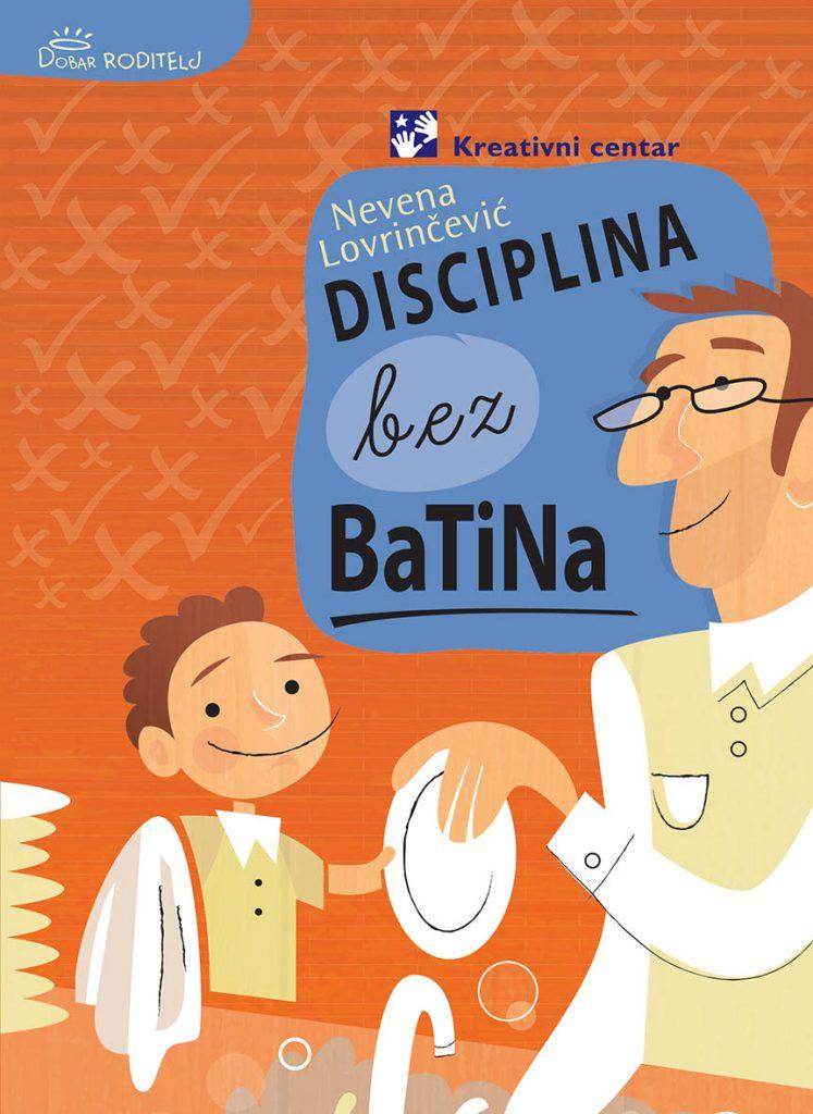 disciplina bez batina korice latinica