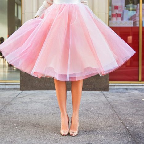 tulle-skirts